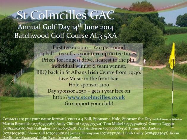 GolfDay 2014