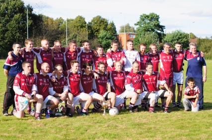 John Wallace Cup 2012 Champions