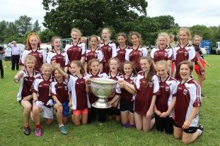 U14 Girls - 2016 All Britain Champions