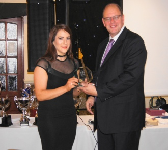 Players' Player of The Year 2016 - Fiona Kennedy