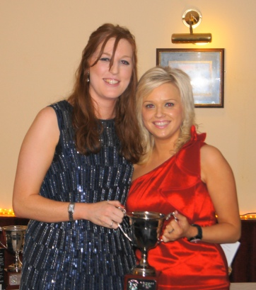 Club Person of the Year 2013 - Michelle Farrell