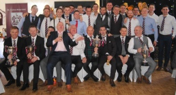The Senior Men's team.